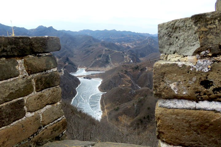 Great Wall Huanghuacheng to the Little West Lake, 2019/02/09 photo #17