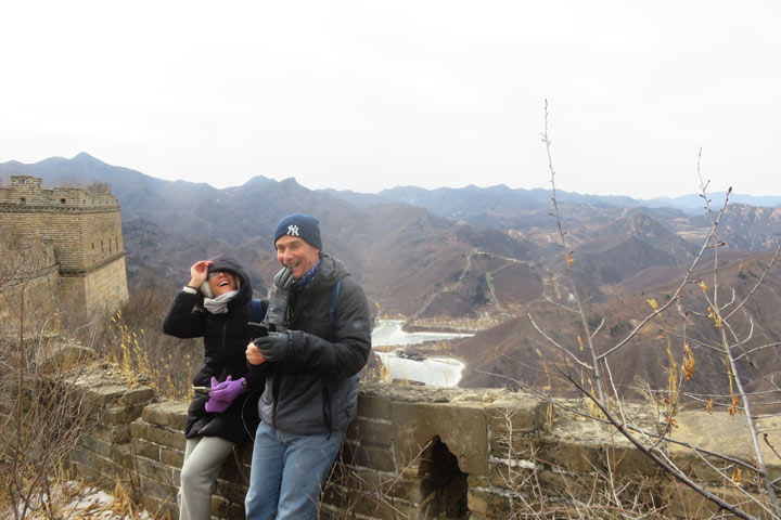 Great Wall Huanghuacheng to the Little West Lake, 2019/02/09 photo #18