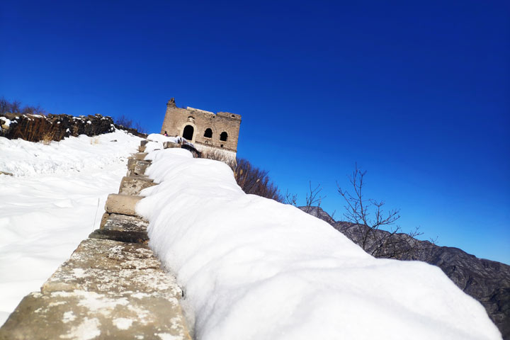 Jiankou to Mutianyu Great Wall, 2019/02/16 photo #5
