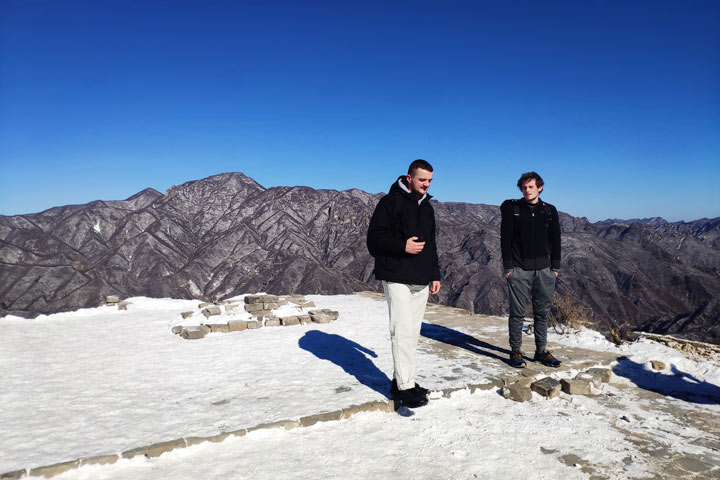Jiankou to Mutianyu Great Wall, 2019/02/16 photo #9