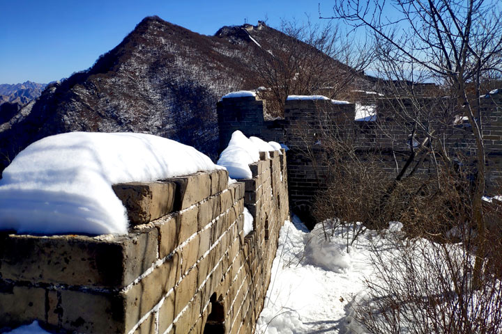 Jiankou to Mutianyu Great Wall, 2019/02/16 photo #12