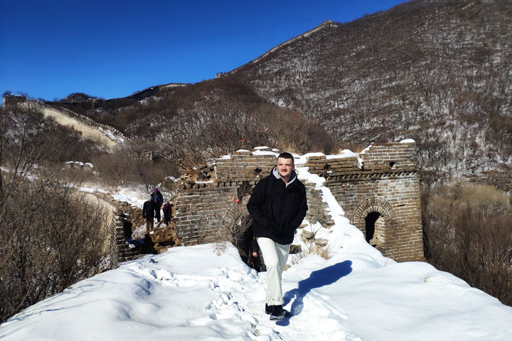 Jiankou to Mutianyu Great Wall, 2019/02/16 photo #15