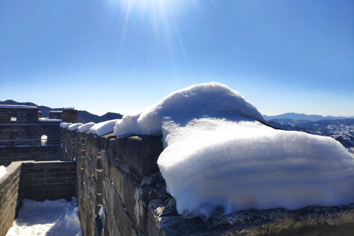 Jiankou to Mutianyu Great Wall, 2019/02/16 photo #16