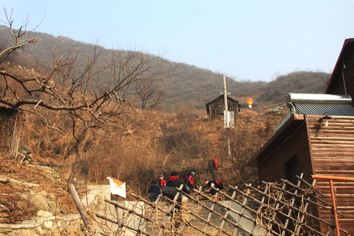 Chinese Knot Great Wall, 2019/03/02 photo #2