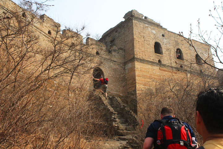 Chinese Knot Great Wall, 2019/03/02 photo #6