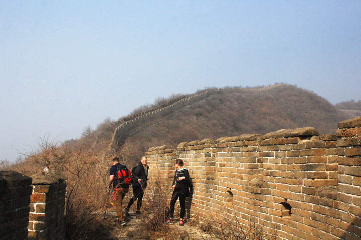 Chinese Knot Great Wall, 2019/03/02 photo #7