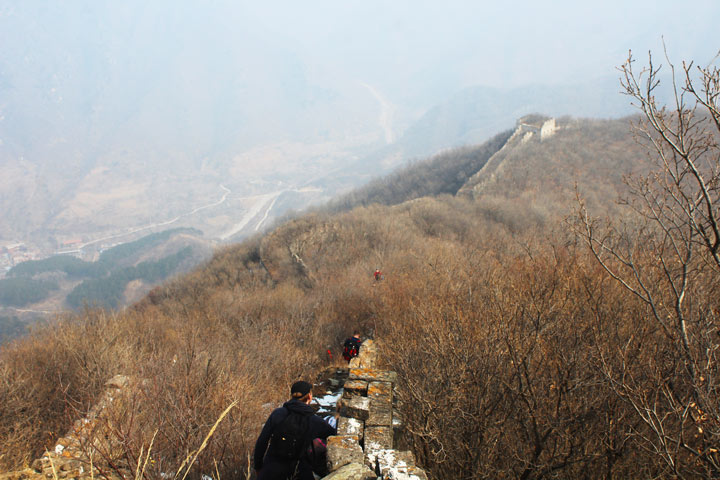 Chinese Knot Great Wall, 2019/03/02 photo #11