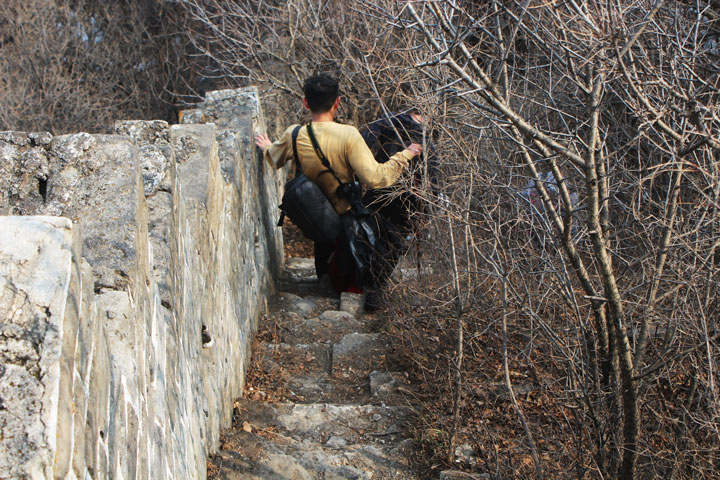 Chinese Knot Great Wall, 2019/03/02 photo #13