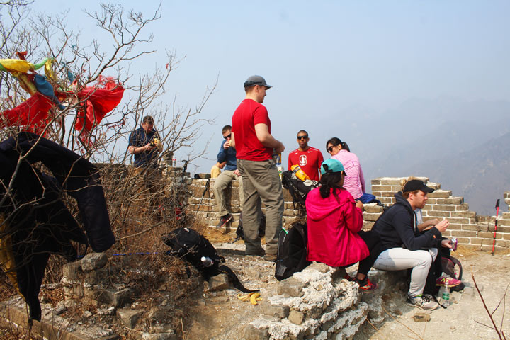 Chinese Knot Great Wall, 2019/03/02 photo #14