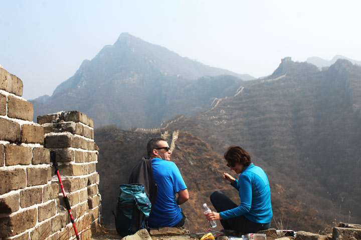 Chinese Knot Great Wall, 2019/03/02 photo #15