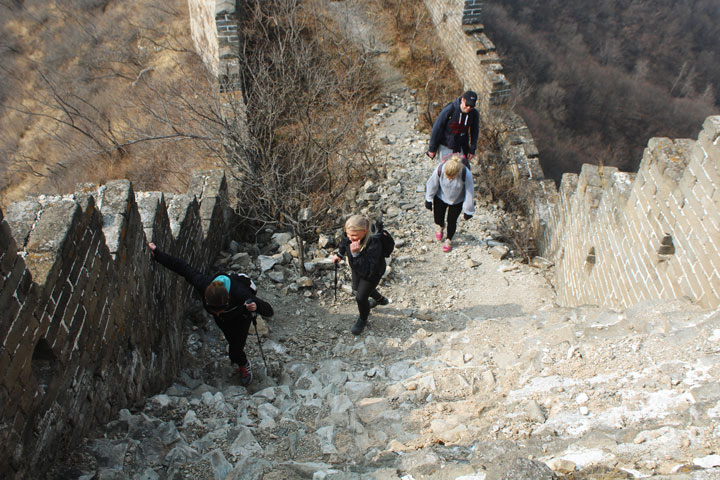 Chinese Knot Great Wall, 2019/03/02 photo #17