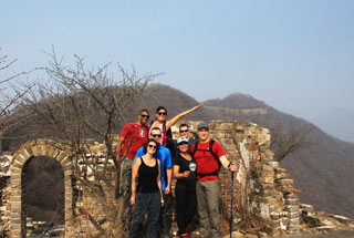 Chinese Knot Great Wall, 2019/03/02