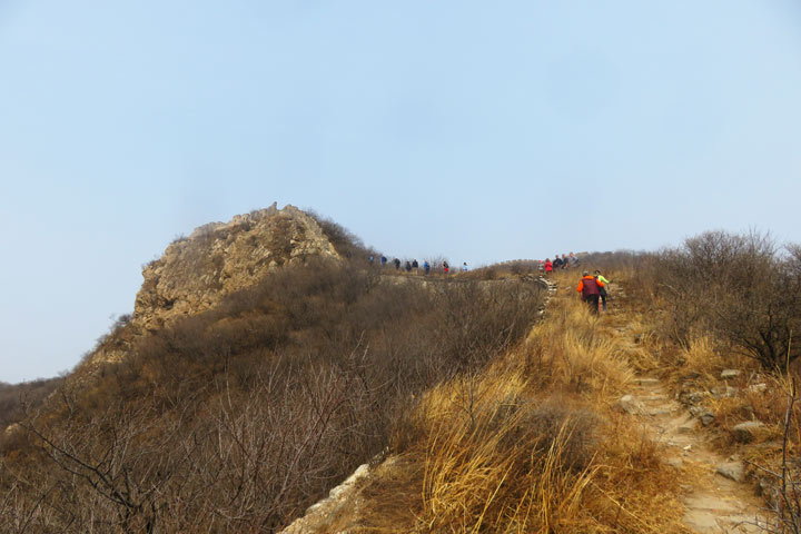 Stone Valley Great Wall Loop, 2019/03/03 photo #3