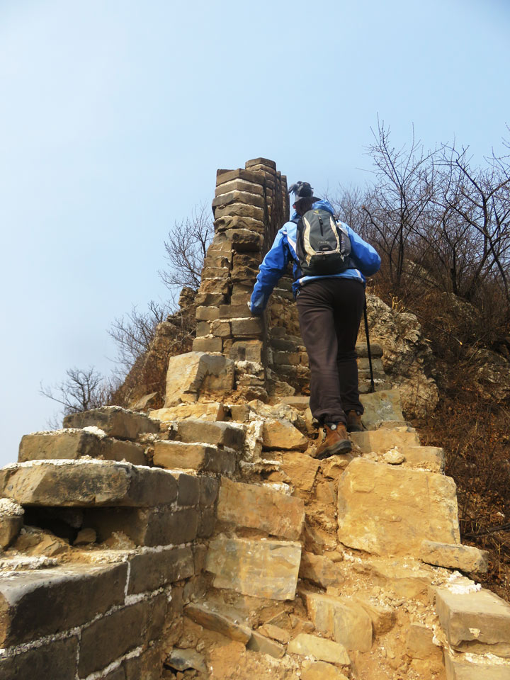 Stone Valley Great Wall Loop, 2019/03/03 photo #4