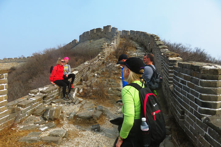 Stone Valley Great Wall Loop, 2019/03/03 photo #6