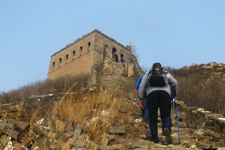 Stone Valley Great Wall Loop, 2019/03/03 photo #9