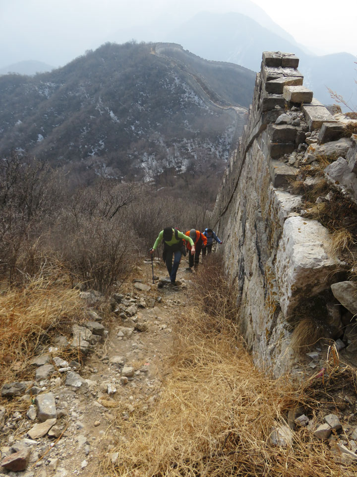 Stone Valley Great Wall Loop, 2019/03/03 photo #11