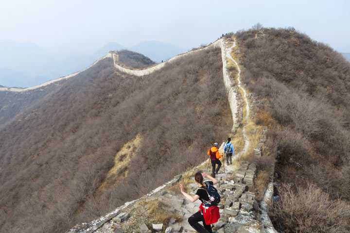Stone Valley Great Wall Loop, 2019/03/03 photo #13