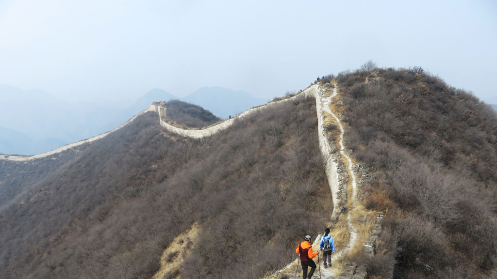 Stone Valley Great Wall Loop, 2019/03/03