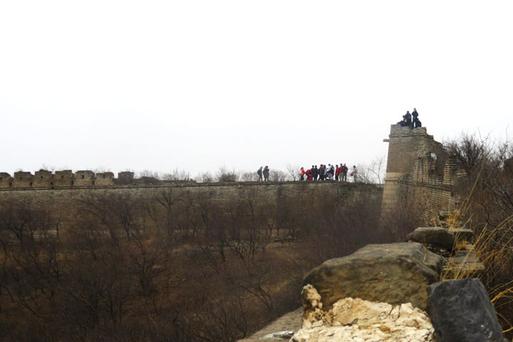 Walled Village to Huanghuacheng Great Wall, 2019/03/09 photo #5