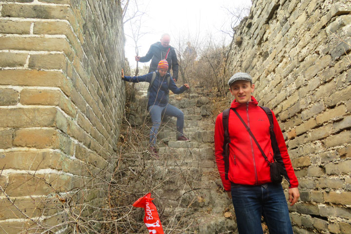 Walled Village to Huanghuacheng Great Wall, 2019/03/09 photo #10