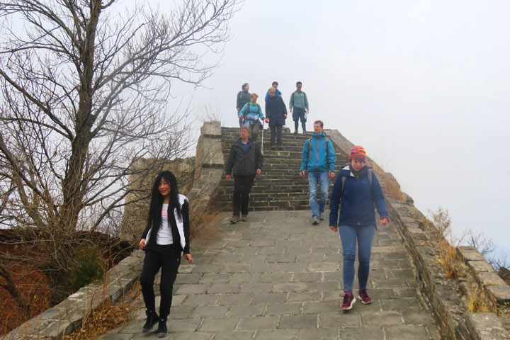 Walled Village to Huanghuacheng Great Wall, 2019/03/09 photo #18