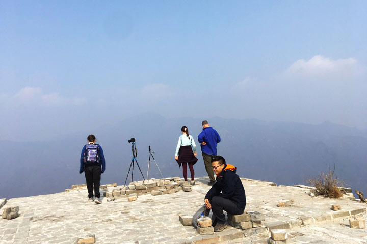 Jiankou to Mutianyu Great Wall, 2019/03/10 photo #1