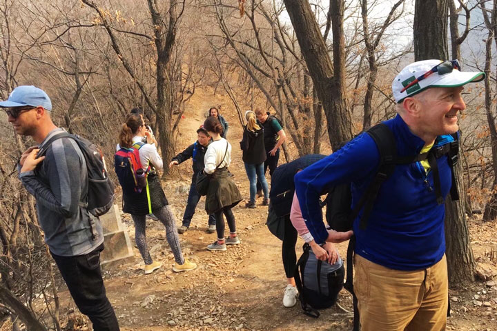 Jiankou to Mutianyu Great Wall, 2019/03/10 photo #8