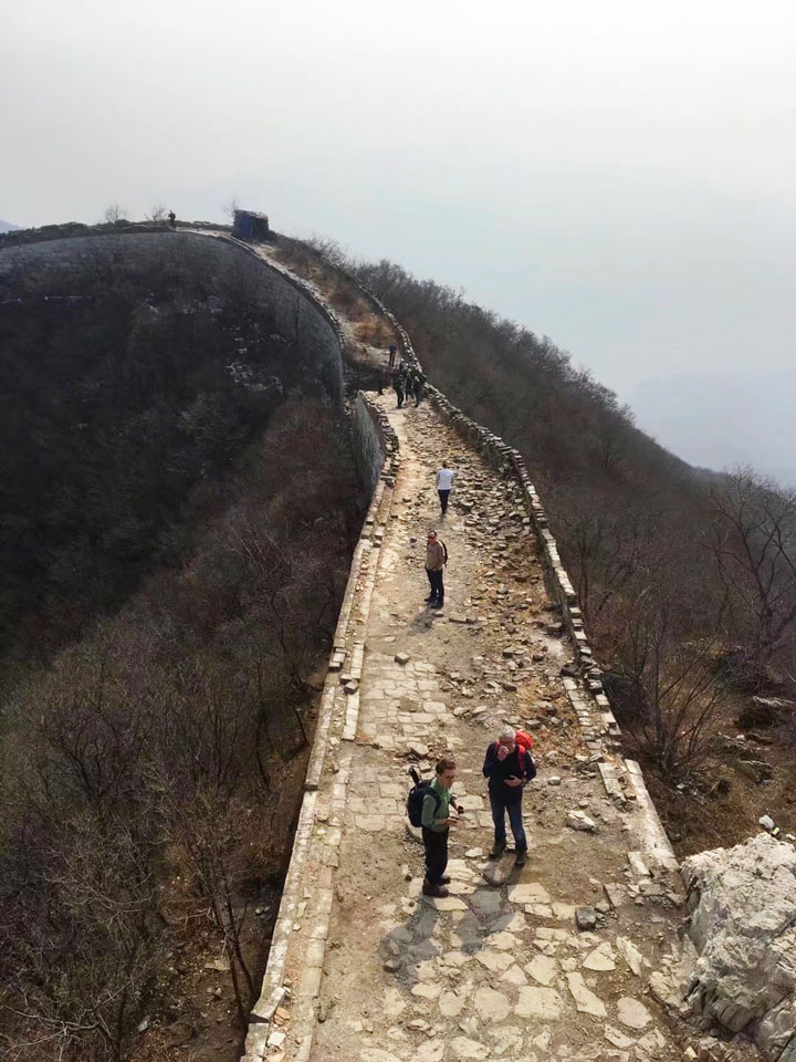 Jiankou to Mutianyu Great Wall, 2019/03/10 photo #10
