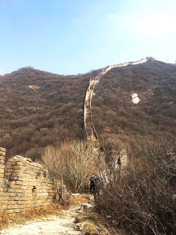 Jiankou to Mutianyu Great Wall, 2019/03/10 photo #12