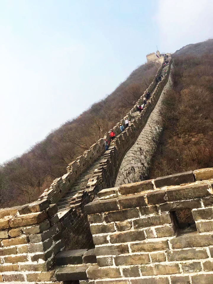 Jiankou to Mutianyu Great Wall, 2019/03/10 photo #15