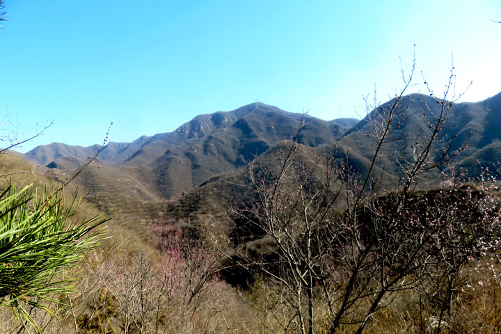 Tomb Raiders hike and Ding Tomb's 'Underground Palace', 2019/03/17 photo #1
