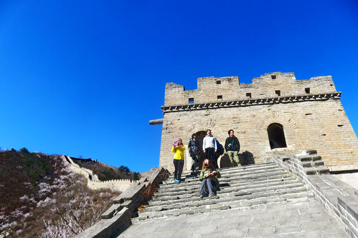 Great Wall Huanghuacheng to the Walled Village, 2019/03/21 photo #6