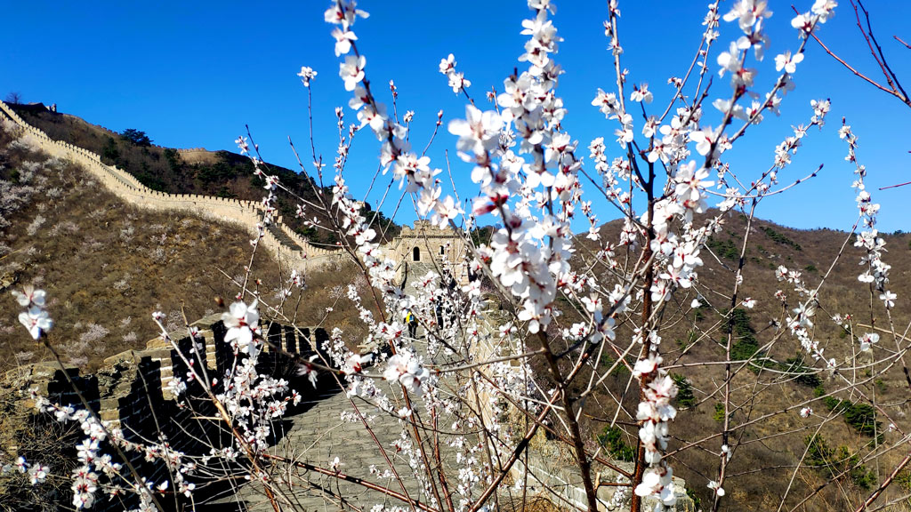 Great Wall Huanghuacheng to the Walled Village, 2019/03/21