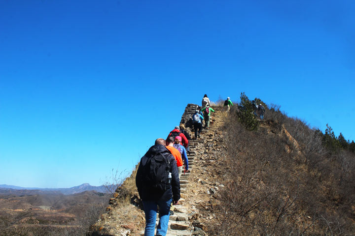 Gubeikou Great Wall Loop, 2019/03/23 photo #4
