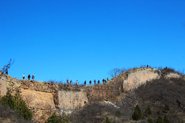 Gubeikou Great Wall Loop, 2019/03/23 photo #11