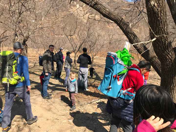 Kids Club Zhuangdaokou to the Walled Village, 2019/03/24 photo #13