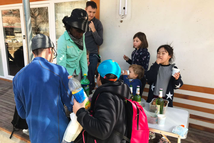 Kids Club Zhuangdaokou to the Walled Village, 2019/03/24 photo #30