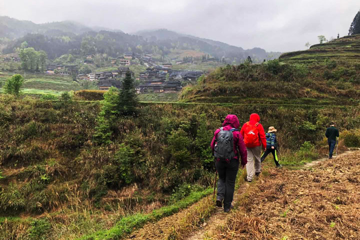Guizhou Miao and Dong culture in the mountains (5 days), 2019/04/03 photo #17