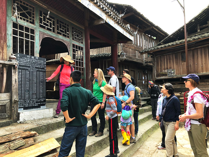 Guizhou Miao and Dong culture in the mountains (5 days), 2019/04/03 photo #24