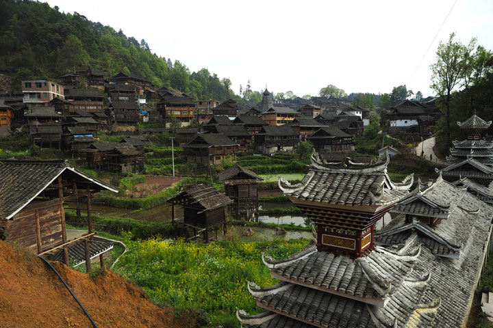 Guizhou Miao and Dong culture in the mountains (5 days), 2019/04/03 photo #28