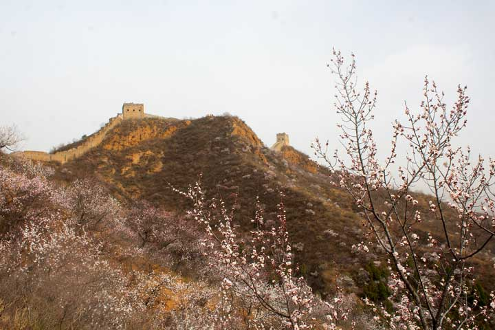 Gubeikou to Jinshanling Great Wall East, 2019/04/05 photo #40