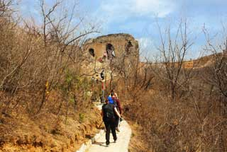 Gubeikou to Jinshanling Great Wall East, 2019/04/05