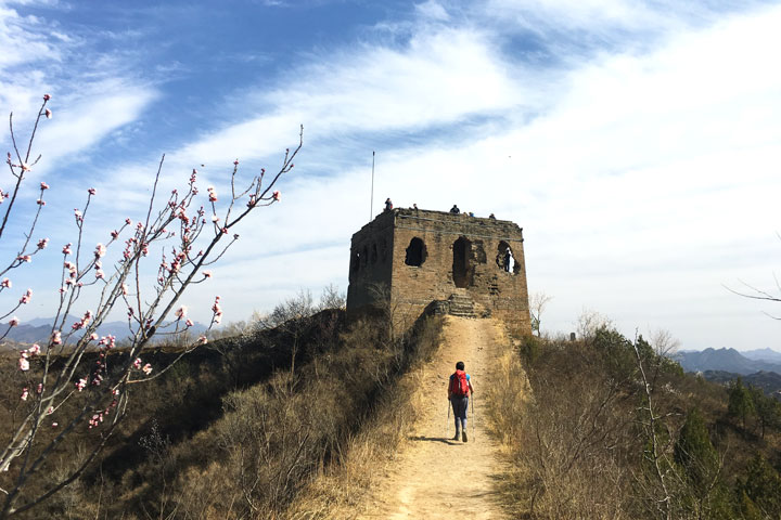 Camping Gubeikou Great Wall and Jinshanling Great Wall, 2019/04/06 photo #7