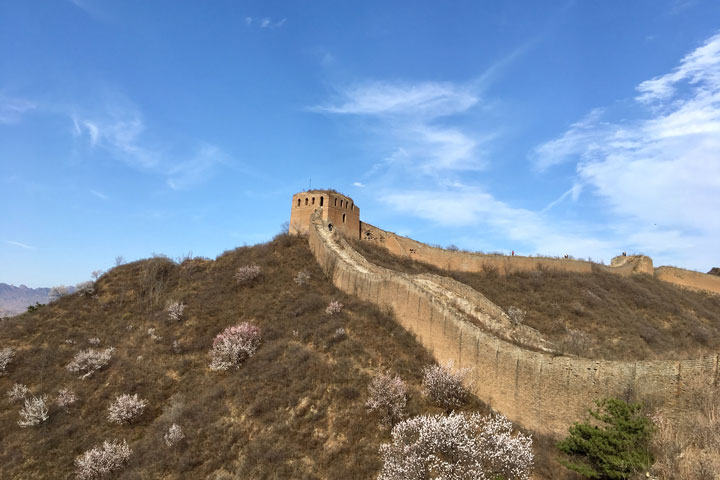 Camping Gubeikou Great Wall and Jinshanling Great Wall, 2019/04/06 photo #8