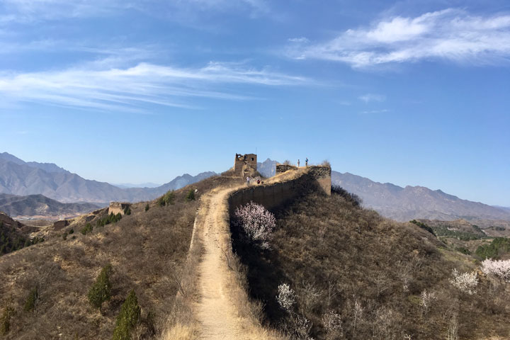 Camping Gubeikou Great Wall and Jinshanling Great Wall, 2019/04/06 photo #9