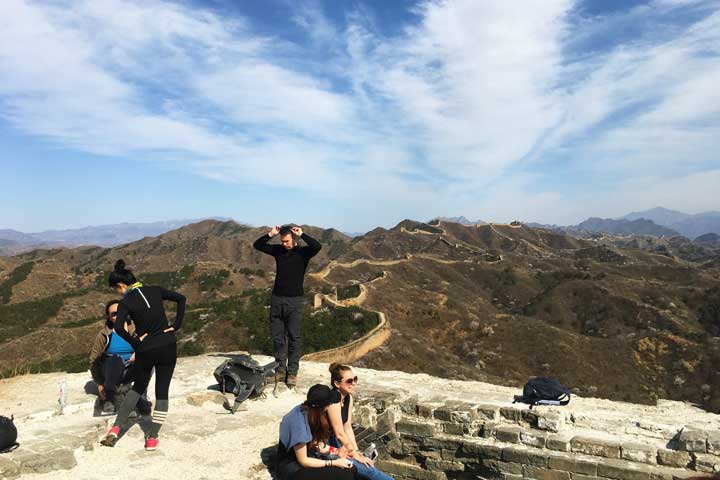 Camping Gubeikou Great Wall and Jinshanling Great Wall, 2019/04/06 photo #11