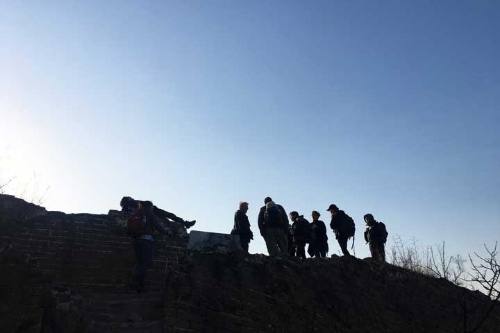 Camping Gubeikou Great Wall and Jinshanling Great Wall, 2019/04/06 photo #21