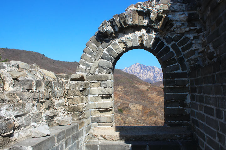 Walled Village to Huanghuacheng Great Wall, 2019/04/10 photo #1