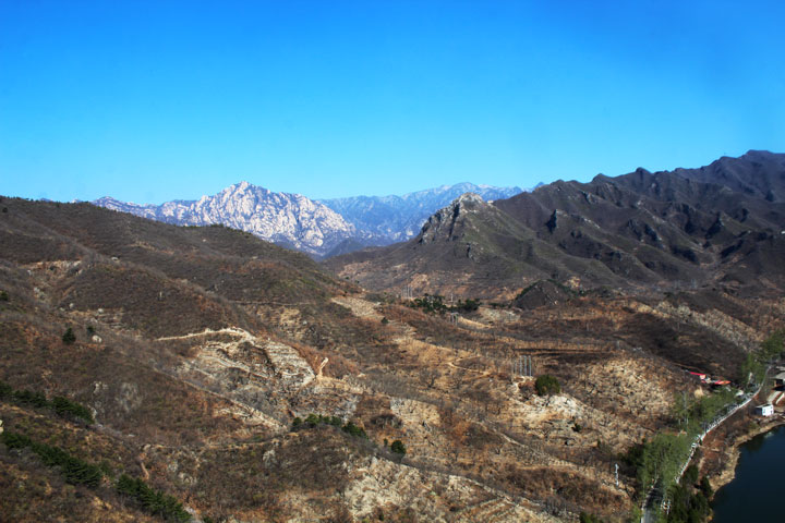 Walled Village to Huanghuacheng Great Wall, 2019/04/10 photo #3